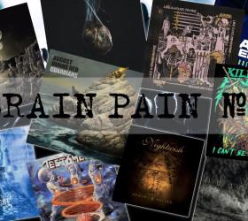 Новая рубрика! Brain Pain #1 — обзор свежих релизов тяжмета