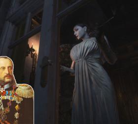 «Приятная сердцу деревенщина». Николай I обозреваетъ Resident Evil: Village