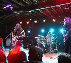Отличные от нуля. Corpsemower, Gods of Mars и Ape Vermin в клубе Ground Zero (США)