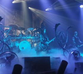 Блэкас Металас. Zeal & Ardor, Behemoth $ Nergal в Вильнюсе