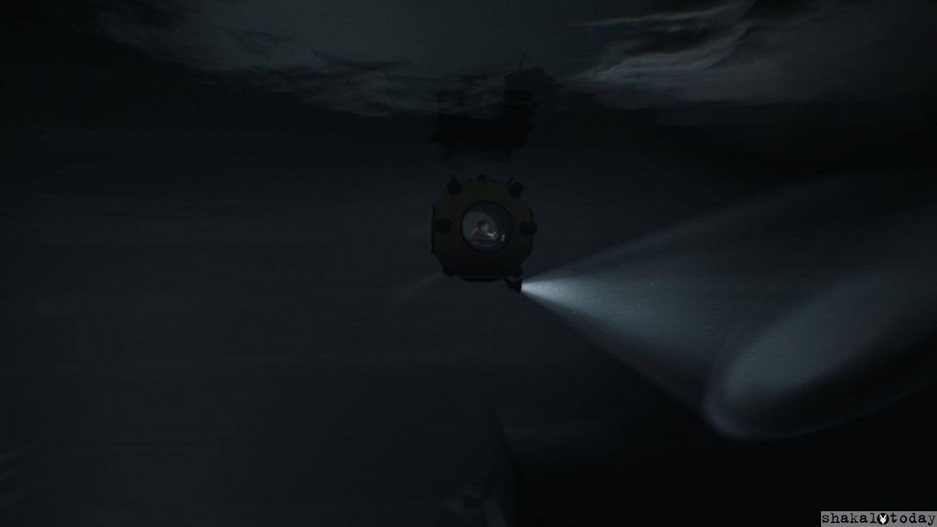 Угнать подводный аппарат — святое