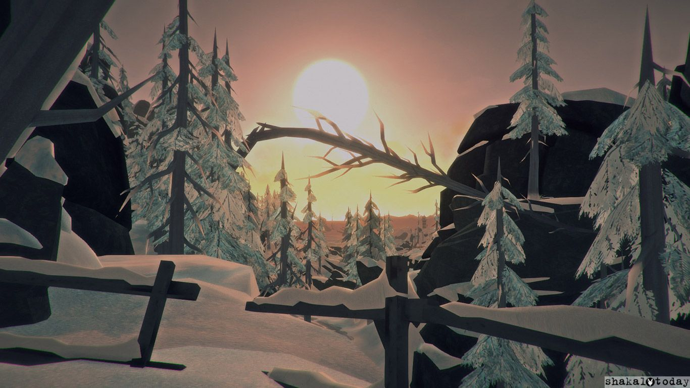 The Long Dark 1 8 Main