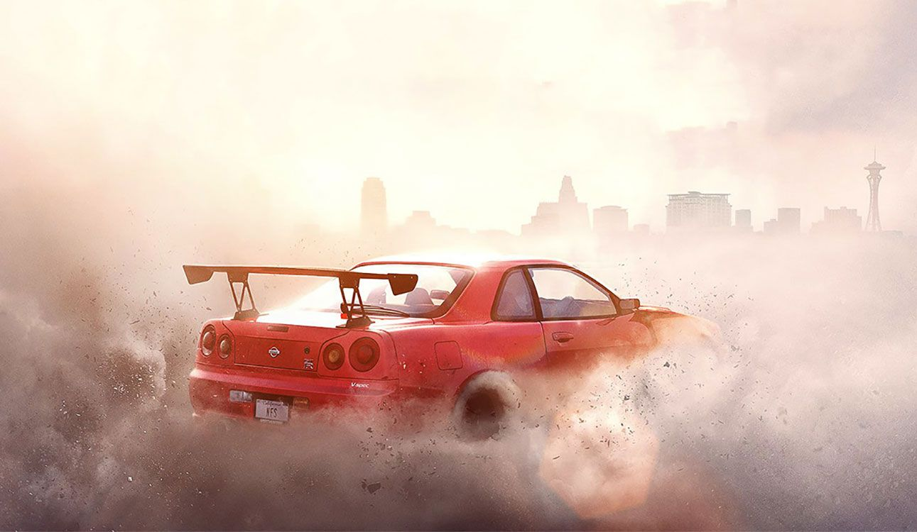Need For Speed Payback Main