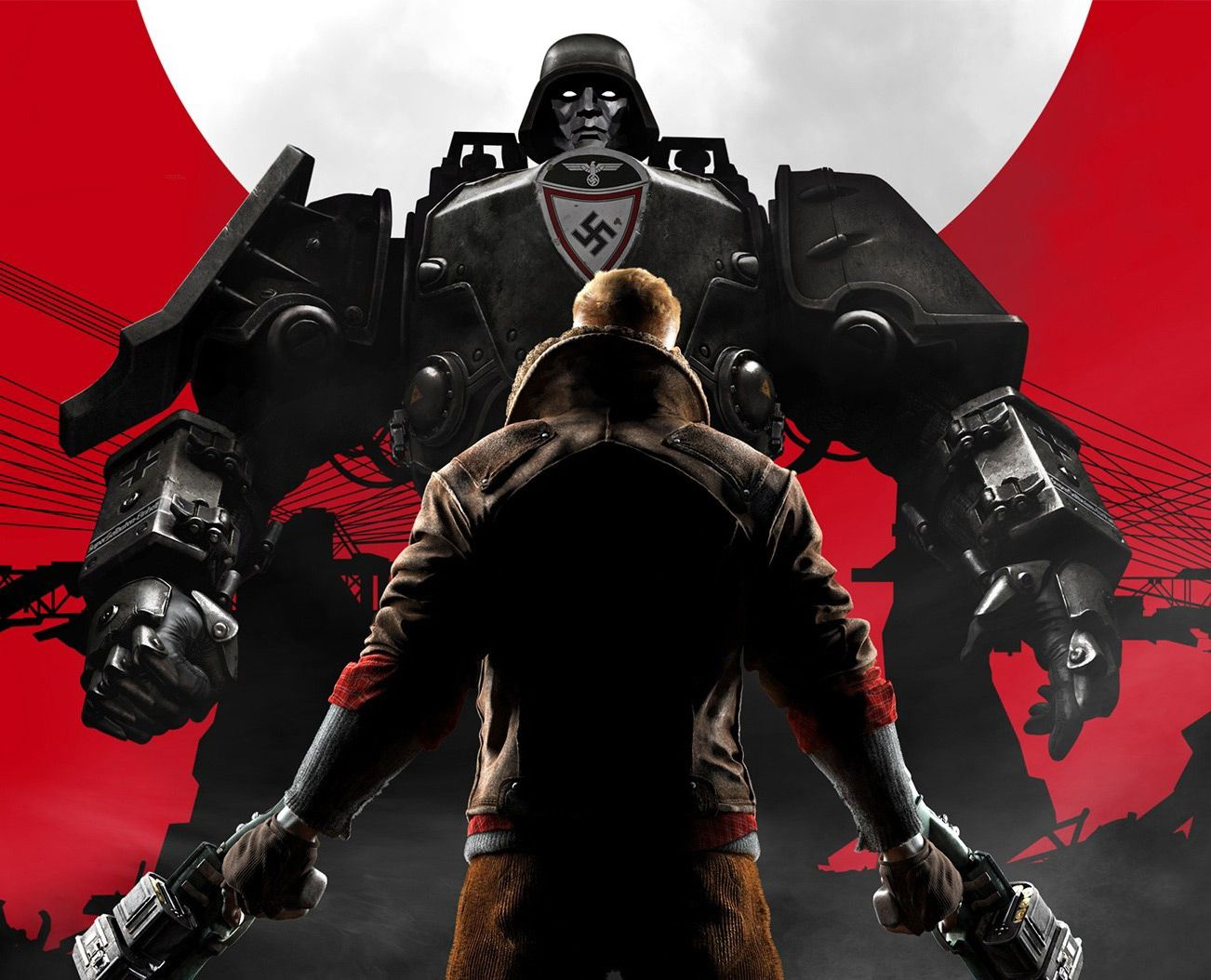 Wolfenstein II The New Colossus Main 2