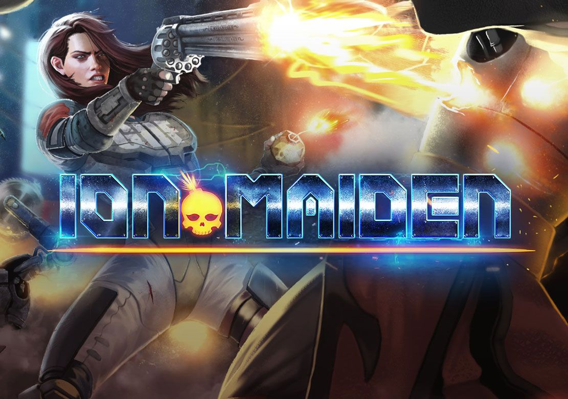 Ion Maiden Main