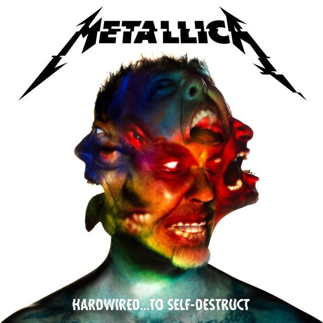 Metallica «Hardwired...To Self-Destruct»