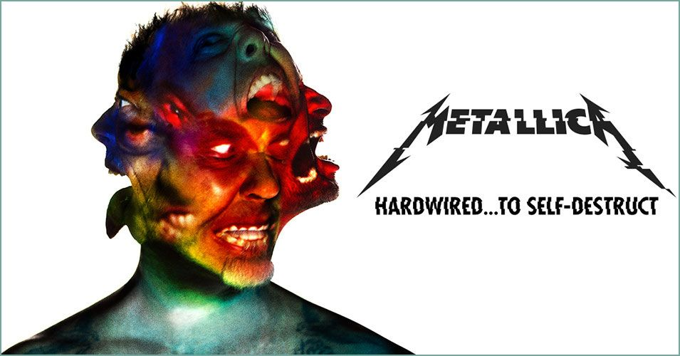 Рецензия на Metallica «Hardwired...To Self-Destruct»