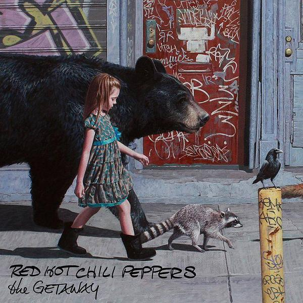 Red Hot Chili Peppers — The Getaway
