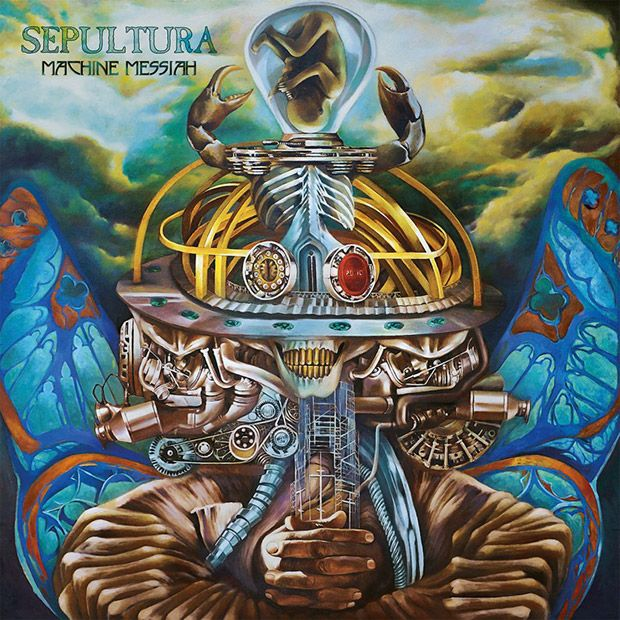 Sepultura — «Machine Messiah»