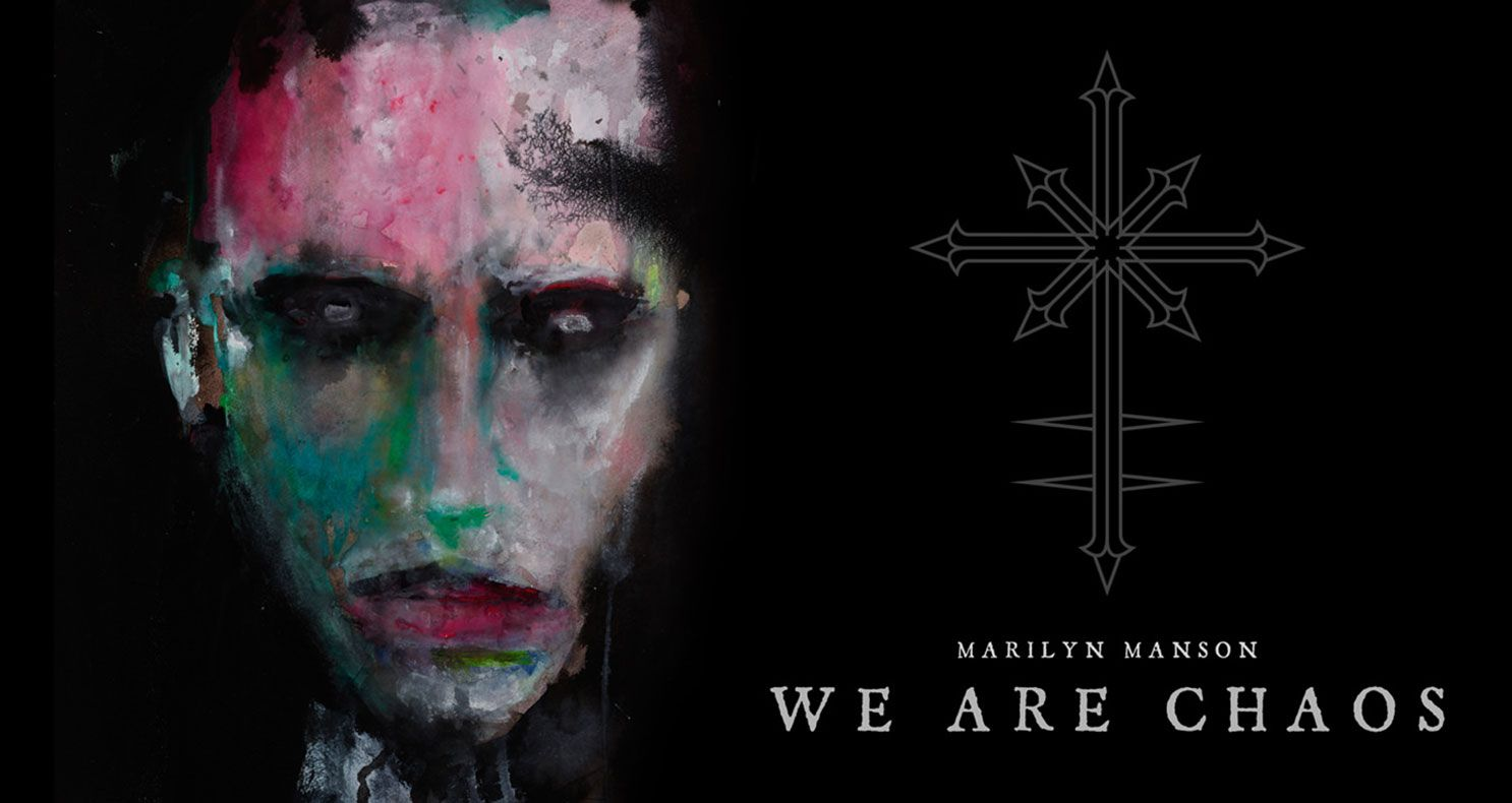 Клип «Tattooed In Reverse» Marilyn Manson