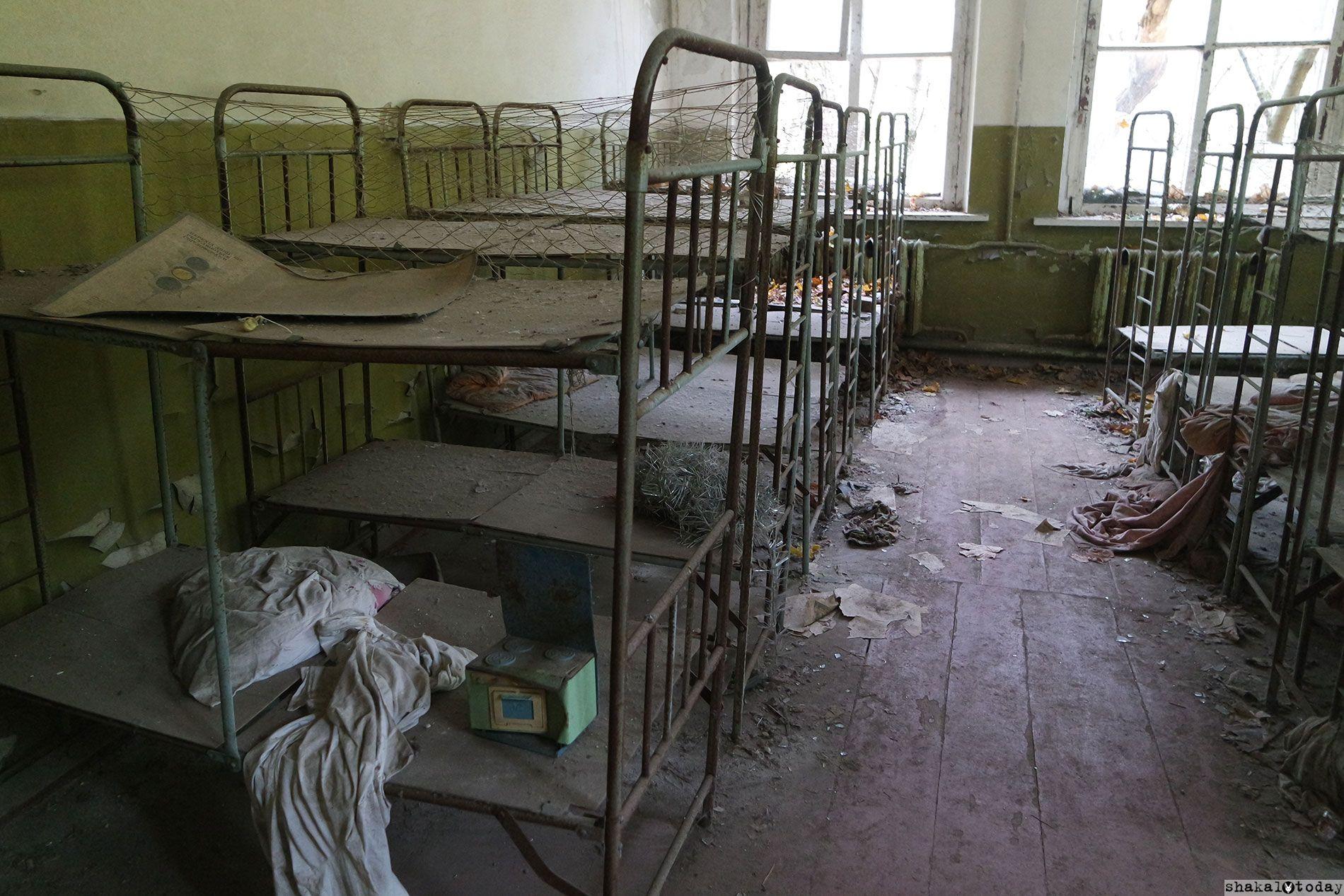 Детский садик, жилая комната