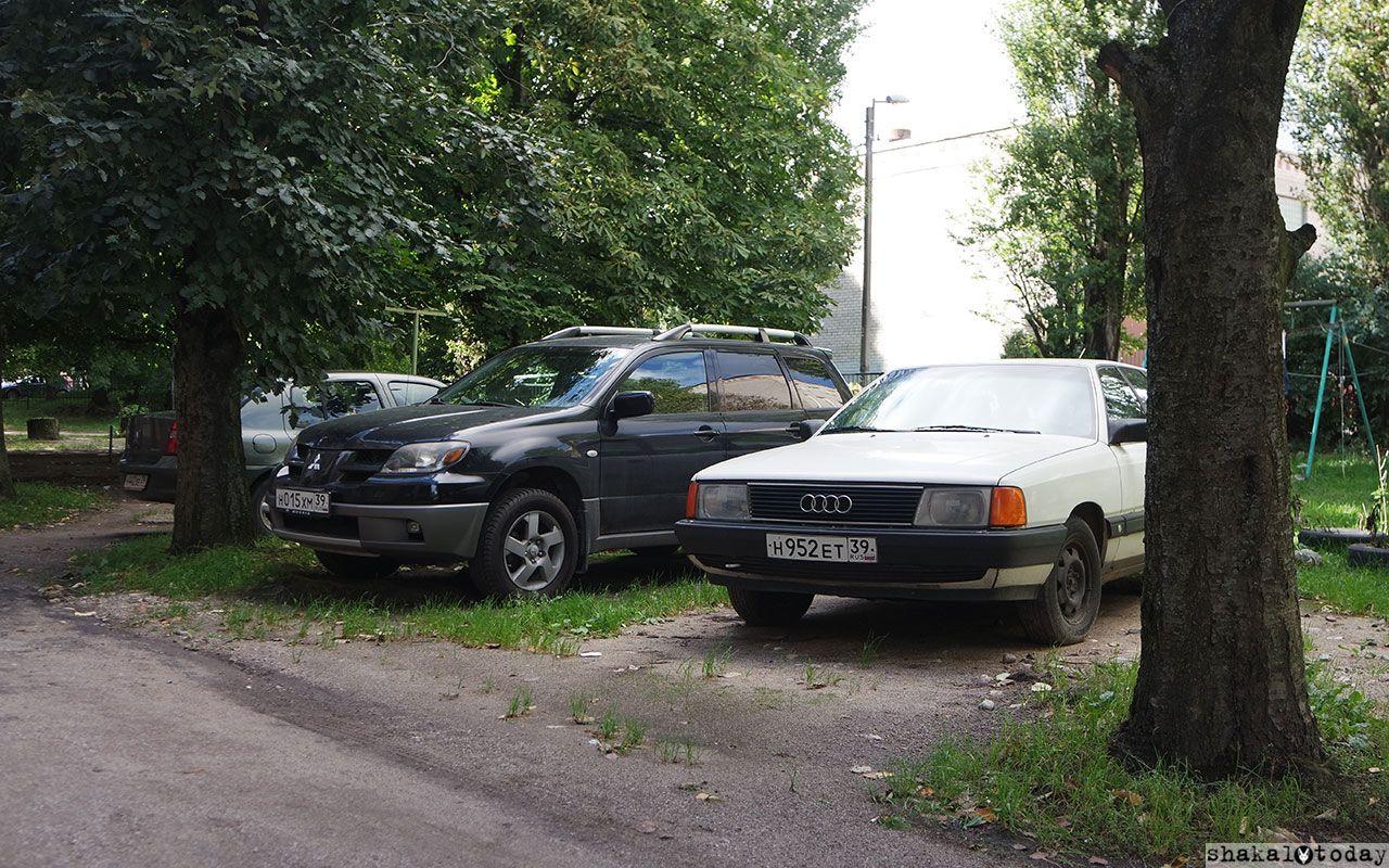 Ставить машины на газон могут себе позволить только представители титульной нации