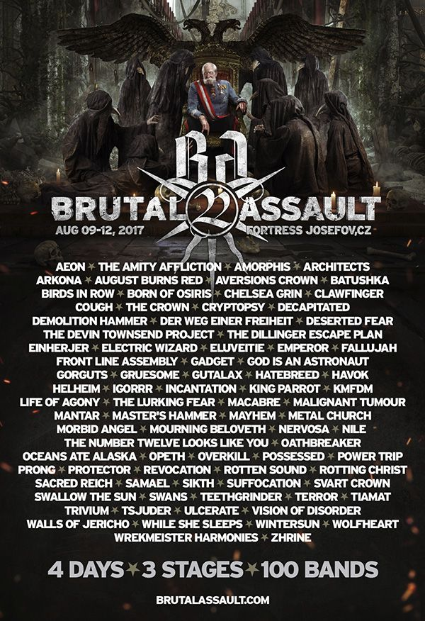 Brutal Assault 2017!